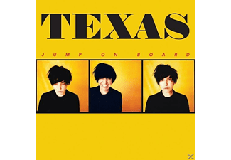 Jump on Board - Texas CD