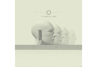 Animals As Leaders - The Madness Of Many - (Vinyl)