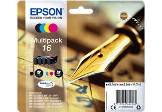 EPSON 16 Series 'Pen and Crossword' multipack - (C13T16264012)