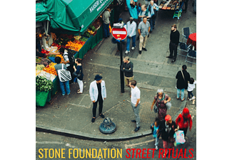 Stone Foundation - Street Rituals - (CD + DVD Video)