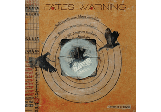 Fates Warning - Theories Of Flight - (LP + Bonus-CD)