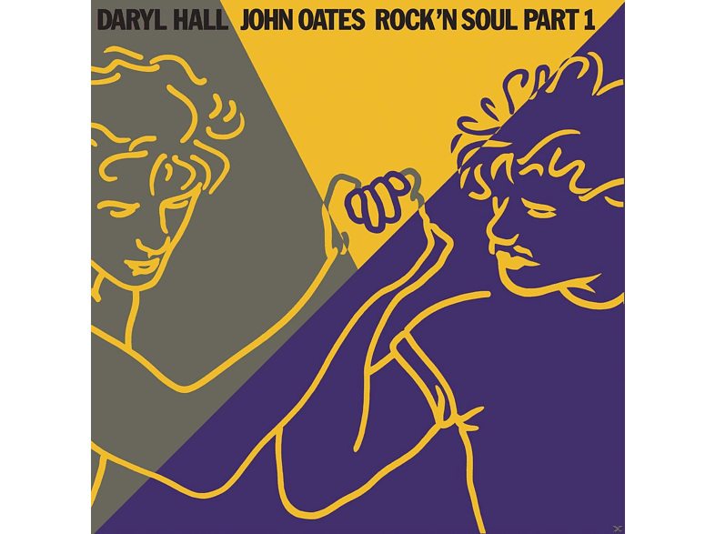 Daryl Hall, John Oates - Rock'N Soul Part 1 [Vinyl]