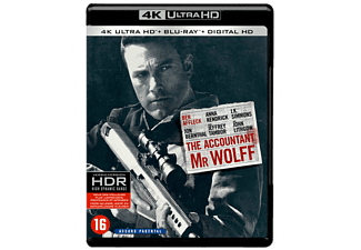 Mr Wolff 4K UHD