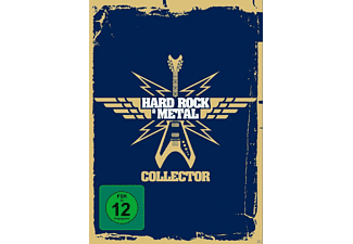 VARIOUS - Hard Rock & Metal Collector - (DVD + CD)