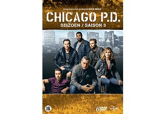 Chicago PD - Seizoen 3 | DVD
