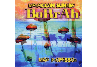 Borrah - Moroccan Sunrise - (CD)