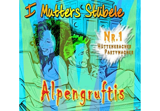 Die Alpengruftis - I Mutters Stübele - (Maxi Single CD)