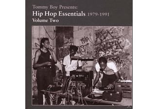 VARIOUS - Tommy Boy: Hip Hop Essentials 2 [CD]