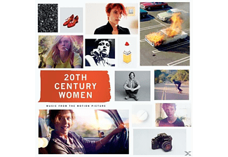 VARIOUS - 20th Century Women - (Vinyl)
