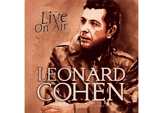 Leonard Cohen - Live On Air - (CD)