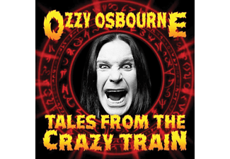 Ozzy Osbourne - Tales From the Crazy Train (CD)