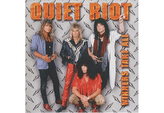 Quiet Riot - Winner Takes All (CD)