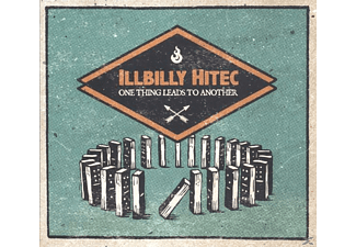 Illbilly Hitec - One Thing Leads To Another - (LP + Bonus-CD)