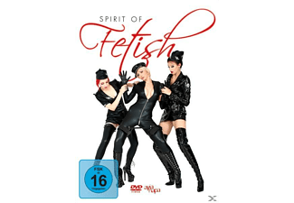 Spirit Of Fetish - (DVD)