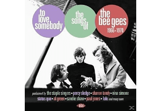 VARIOUS - To Love Somebody-The Songs Of The Bee Gees 1966- - (CD)