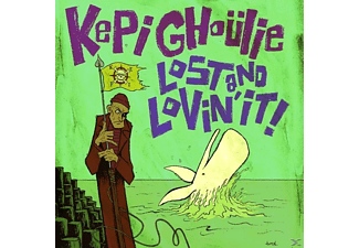 Kepi Ghoulie - Lost And Lovin' It! - (CD)