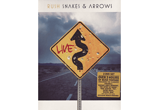 Rush - Snakes and Arrows Live (DVD)