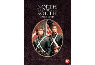 North and South: The Complete Series DVD