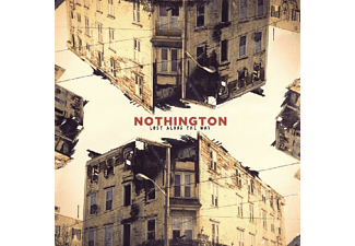 Nothington - Lost Along The Way - (CD)