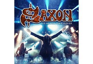 Saxon - Let Me Feel Your Power (Blu-ray + CD)