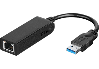 D-LINK Gigabit Ethernet-adapter USB 3.0 (DUN-1312)