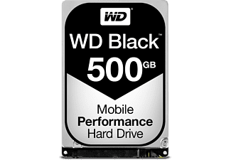 WESTERN DIGITAL WD Black Mobile 500GB (WD5000LPLX)