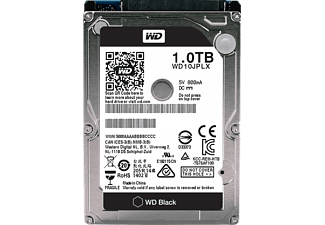 WESTERN DIGITAL WD Black Mobile 1TB (WD10JPLX)