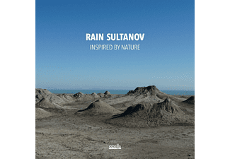 Rain Sultanov - Inspired by Nature-Seven Sounds of Azerbaijan - (CD)