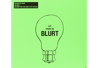 Blurt - Best Of Blurt Volume 2 - The Body That They Built To Fit The - (CD)