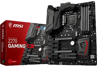 MSI Z270 Gaming M5 DDR4 HDMI DP GLAN Killer Sata 3 Anakart