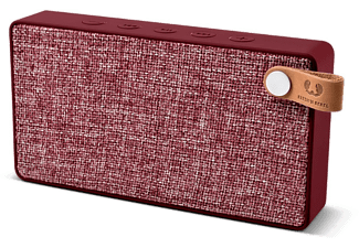 FRESH N REBEL Enceinte portable Rockbox Slice Fabriq Edition Ruby (1RB2500RU)