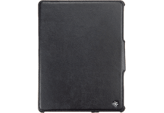 "GECKO Book cover iPad 2/3/4 9.7"" Noir (V10T38C1)"