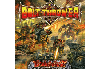 Bolt Thrower - Realm Of Chaos - (Vinyl)