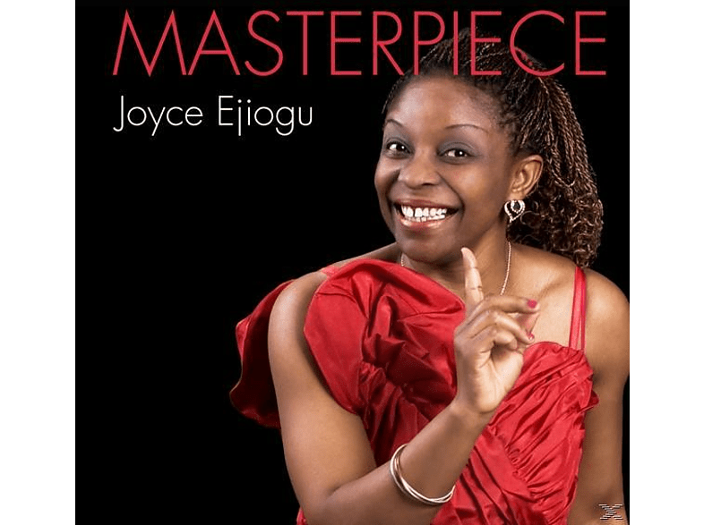 Joyce Ejiogu - Masterpiece [CD]