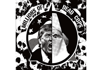 M.D.C./Iron - No Trump,No KKK...(Split Single) - (Vinyl)