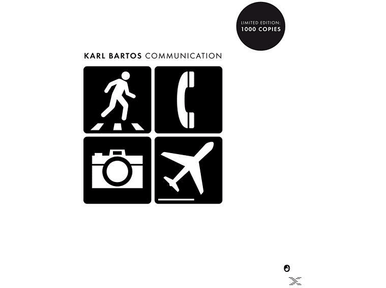 Karl Bartos - Communication (limitierte Fan Edition) [LP + Bonus-CD]