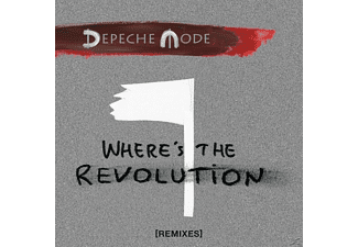 Depeche Mode - Where's the Revolution (Remixes) - (Maxi Single CD)