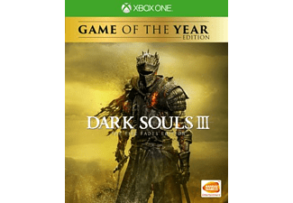 Dark Souls 3 - Fire Fades Edition GOTY Xbox One