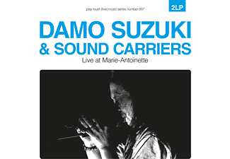 Sound Carriers, Damo Suzuki - Live at Marie-Antoinette [Vinyl]