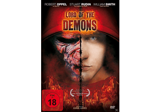 LORD OF THE DEMONS - (DVD)
