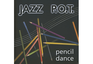 Jazz P.O.T. - Pencil Dance - (CD)