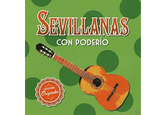 VARIOUS - Sevillanas Con Poderio - (CD)