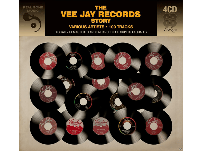 VARIOUS - Vee Jay Records Story [CD]