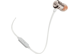 JBL T290, In-ear Kopfhörer, Headsetfunktion, Champagne Gold