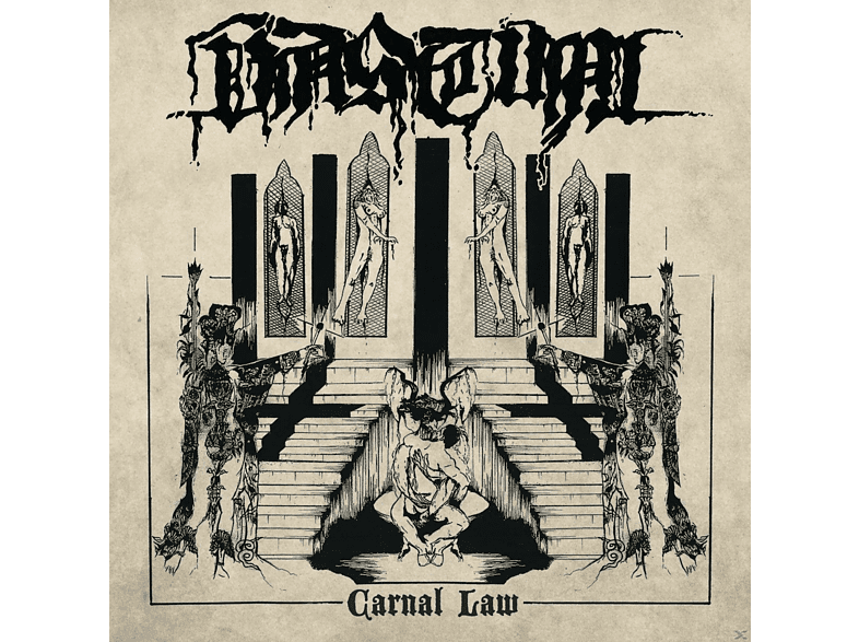 Vastum - Carnal Law (Black Vinyl) [Vinyl]