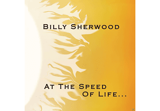 Billy Sherwood - At The Speed Of Life... - (CD)