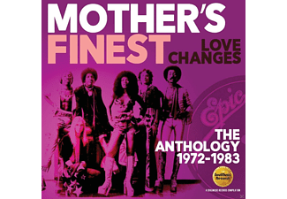 Mother's Finest - Love Changes-The Anthology 1972-1983 - (CD)