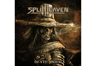Split Heaven - Death Rider (Black Vinyl+Patch) - (Vinyl)