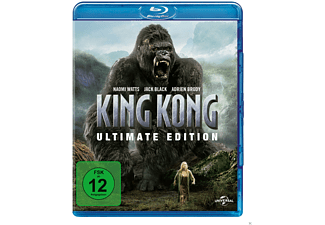 King Kong (Ultimate Edition) - (Blu-ray)