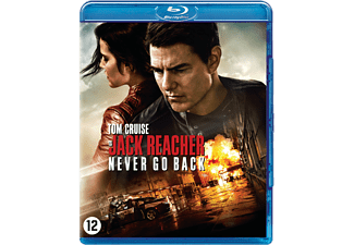 Jack Reacher 2: Never Go Back Blu-ray